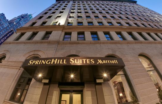 Außenansicht SpringHill Suites Baltimore Downtown/Inner Harbor