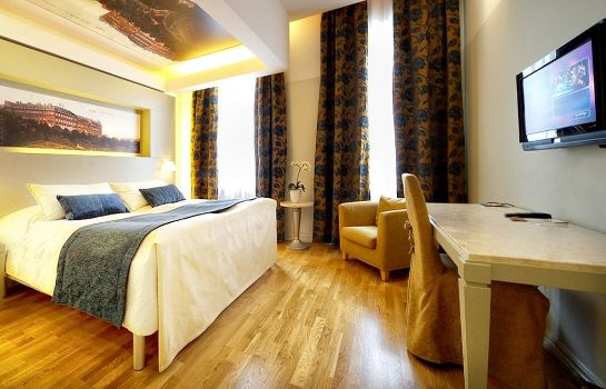 Single room (standard) Opera Hotel & Spa
