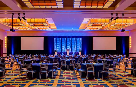 Congresruimte JW Marriott Grand Rapids