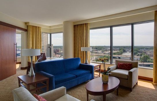 Kamers JW Marriott Grand Rapids