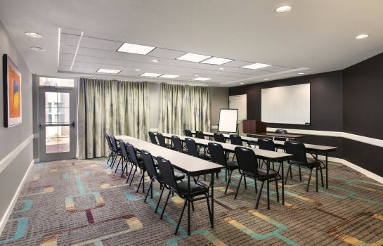 Conference room Residence Inn Greensboro Airport