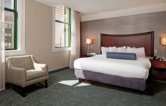 Suite SpringHill Suites Baltimore Downtown/Inner Harbor