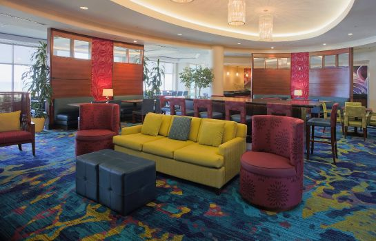 Hotelhalle SpringHill Suites Virginia Beach Oceanfront