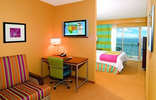 Suite SpringHill Suites Virginia Beach Oceanfront