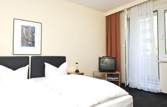 Chambre double (standard) Days Inn City Centre