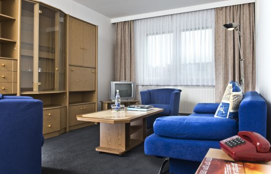 Chambre double (confort) Days Inn City Centre
