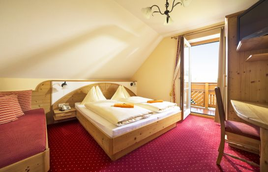 Chambre double (confort) Panoramahof Loipersdorf