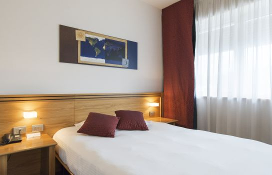 Single room (standard) Europa Executive