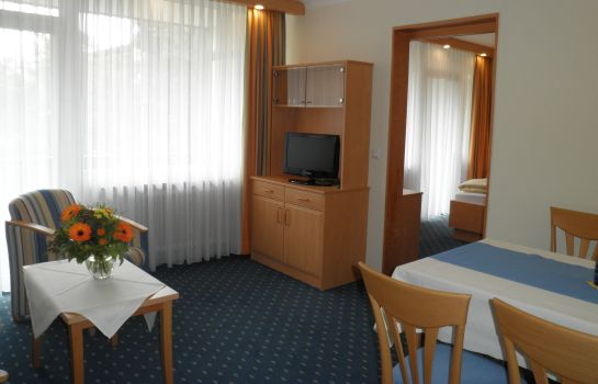 Junior Suite Rottaler Hof