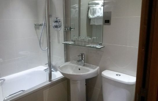 Bagno in camera Regency Hotel Parkside