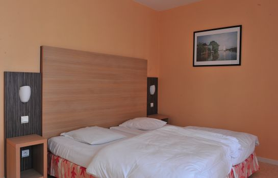 Double room (standard) Majestic Alsace