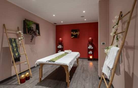 Massage room Airporthotel Verona