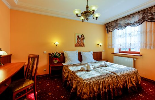Double room (superior) Palac Wisniewski