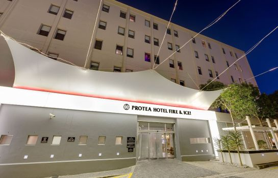 Exterior view Protea Hotel Fire & Ice Cape Town