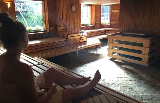 Sauna Thermae 2OOO Wellness Resort (Free Entrance Wellness)
