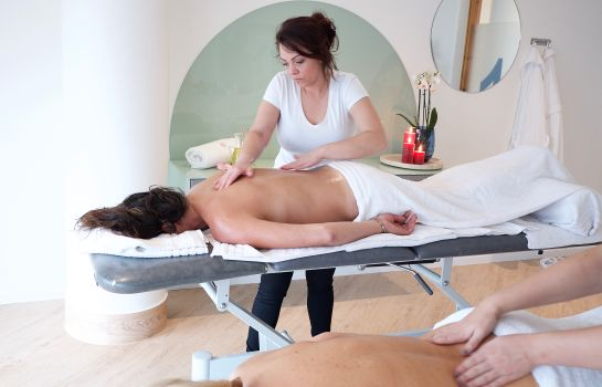 Massage room Thermae 2OOO Wellness Resort (Free Entrance Wellness)