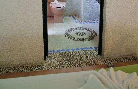 Bathroom Hotel Xbalamque and Spa