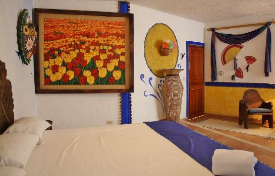 chambre standard Hotel Xbalamque and Spa