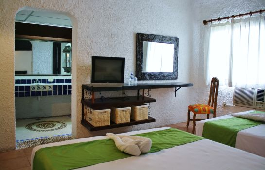 Double room (standard) Hotel Xbalamque and Spa