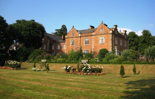 Omgeving Willington Hall Hotel