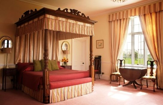 chambre standard Willington Hall Hotel
