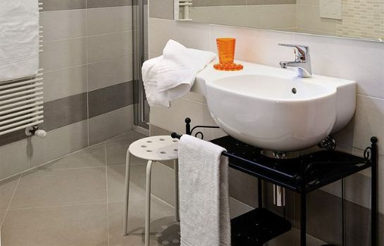 Bagno in camera Smart Hotel Bartolini