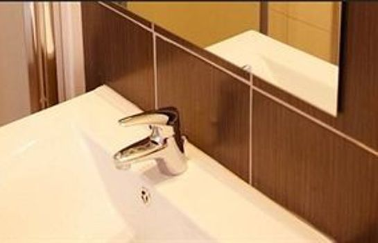 Bagno in camera Hotel Christol