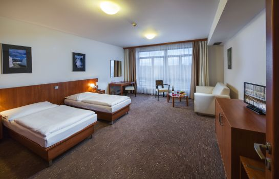 Chambre double (standard) Academic Hotel & Congress Centre