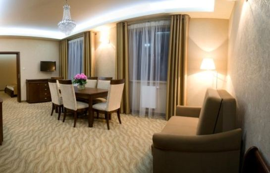 Junior Suite Hotel Korona Spa & Wellness
