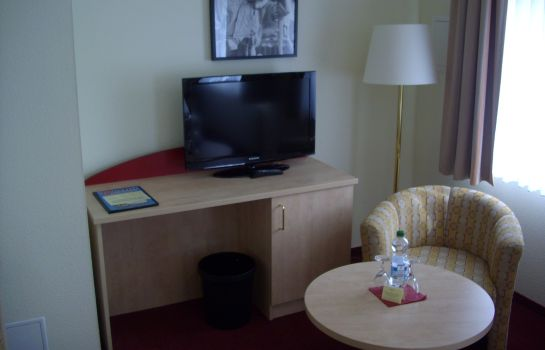 Single room (standard) Weit Meer Seehotel