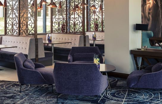 Hotel bar Mercure Bristol Holland House Hotel and Spa