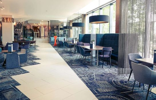 Hotel bar Mercure Bristol Holland House Hotel & Spa