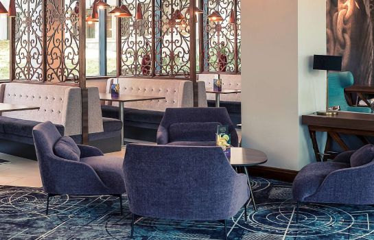 Hotel-Bar Mercure Bristol Holland House