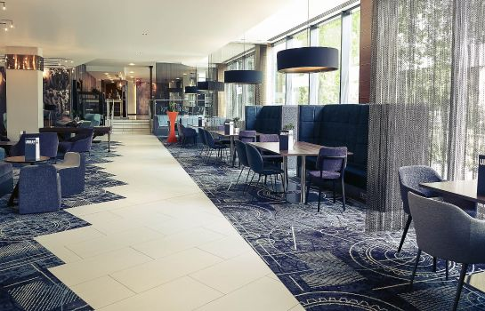 Lobby Mercure Bristol Holland House Hotel and Spa