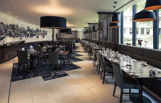Restaurant Mercure Bristol Holland House Hotel and Spa