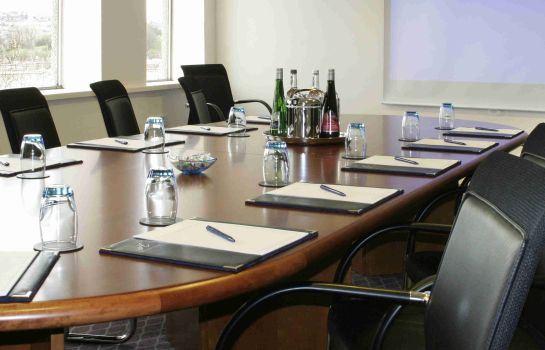 Conference room Mercure Bristol Holland House Hotel and Spa