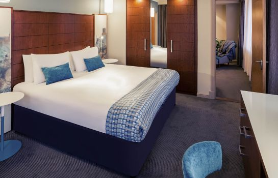 Standard room Mercure Bristol Holland House Hotel and Spa