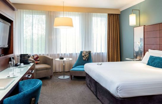 Zimmer Mercure Bristol Holland House