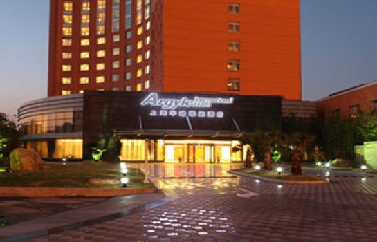 Außenansicht Argyle International Airport Hotel Hongqiao