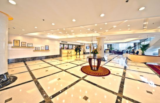 Hotelhalle Argyle International Airport Hotel Hongqiao