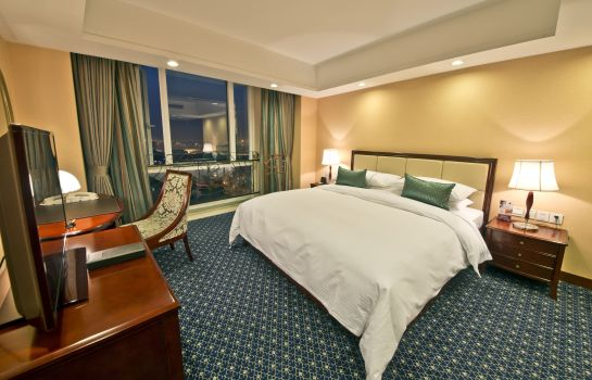 Suite Argyle International Airport Hotel Hongqiao