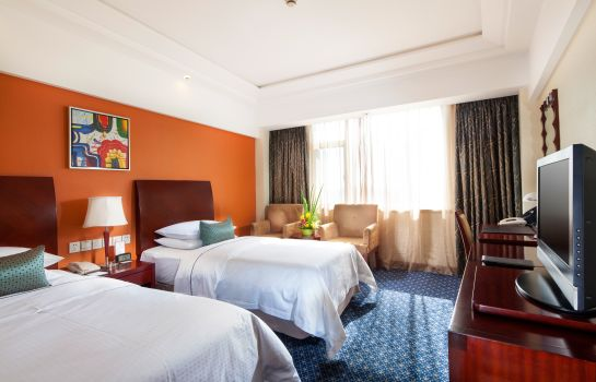 Double room (standard) Argyle International Airport Hotel Hongqiao