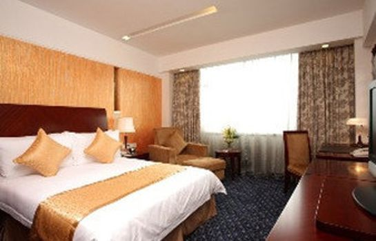 Zimmer Argyle International Airport Hotel Hongqiao
