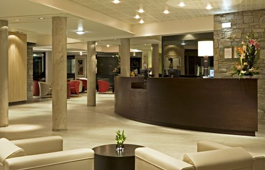 Reception La Villa du Lac Hotels