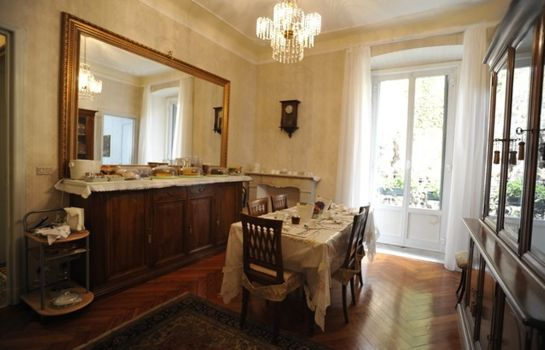 Binnenaanzicht Essiale Bed and Breakfast in the centre of Genoa