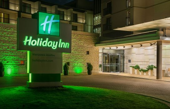 Vista exterior Holiday Inn WARSAW - JOZEFOW