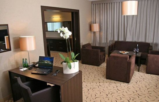 Suite Holiday Inn WARSAW - JOZEFOW