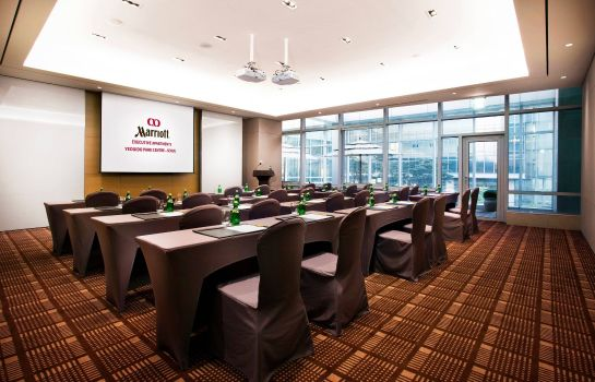 Conference room Yeouido Park Centre Seoul - Marriott Executive Apartments