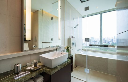 Information Yeouido Park Centre Seoul - Marriott Executive Apartments