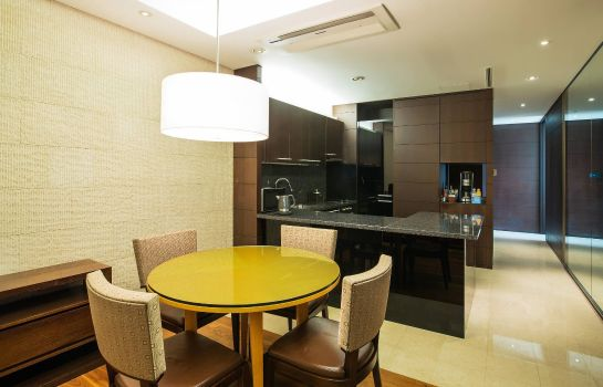 Room Yeouido Park Centre Seoul - Marriott Executive Apartments